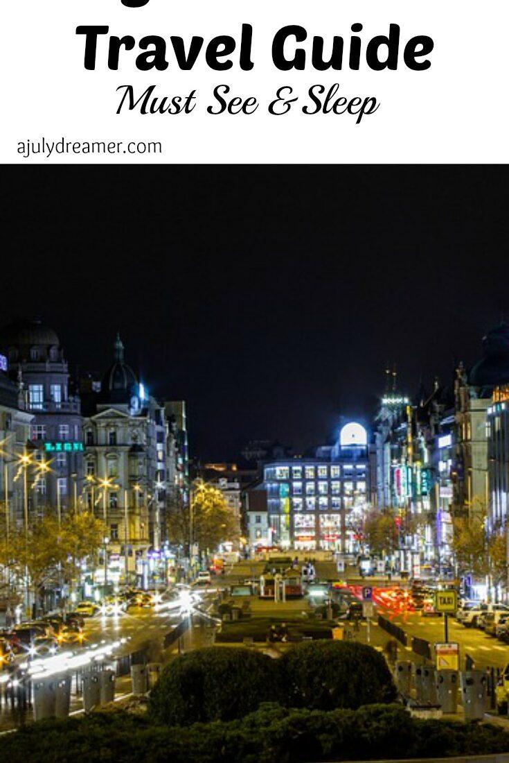 Prague ultimate travel guide