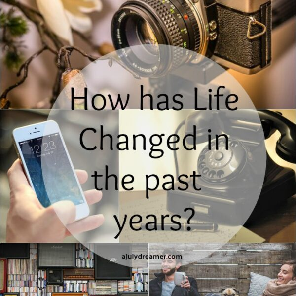 how has life changed in past 100 years