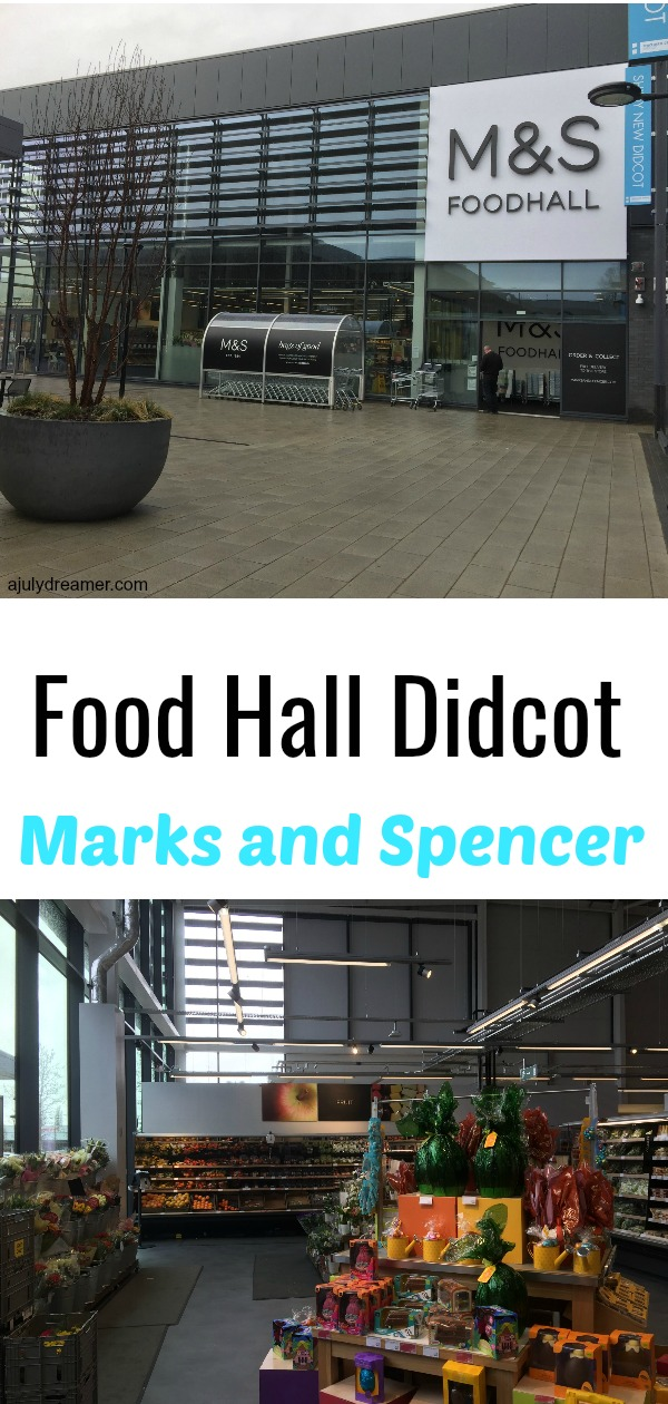 Marks and Spencer Food Hall Didcot