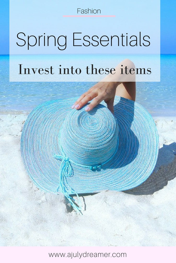 Invest in this Spring