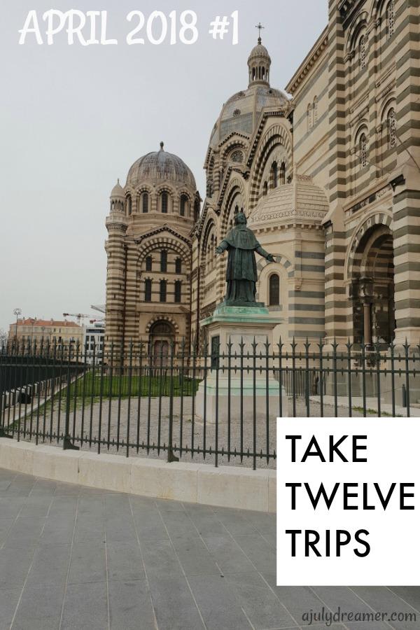 Take twelve trips April 2018