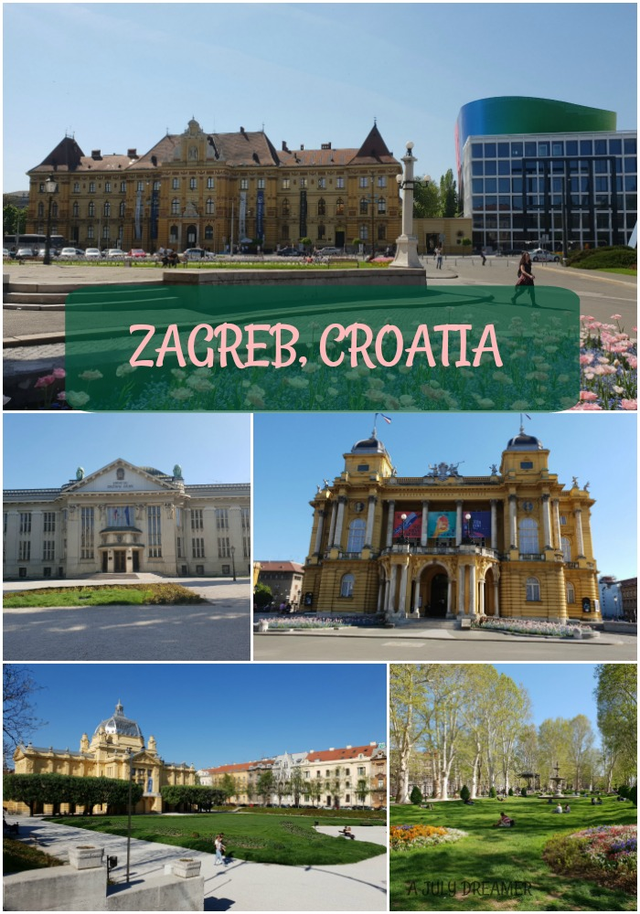 Zagreb must see