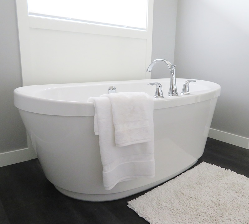 bathroom wishlist