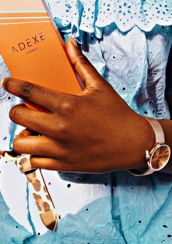 ADEXE Watch London x Mini Sistine Ladies Wristwatch