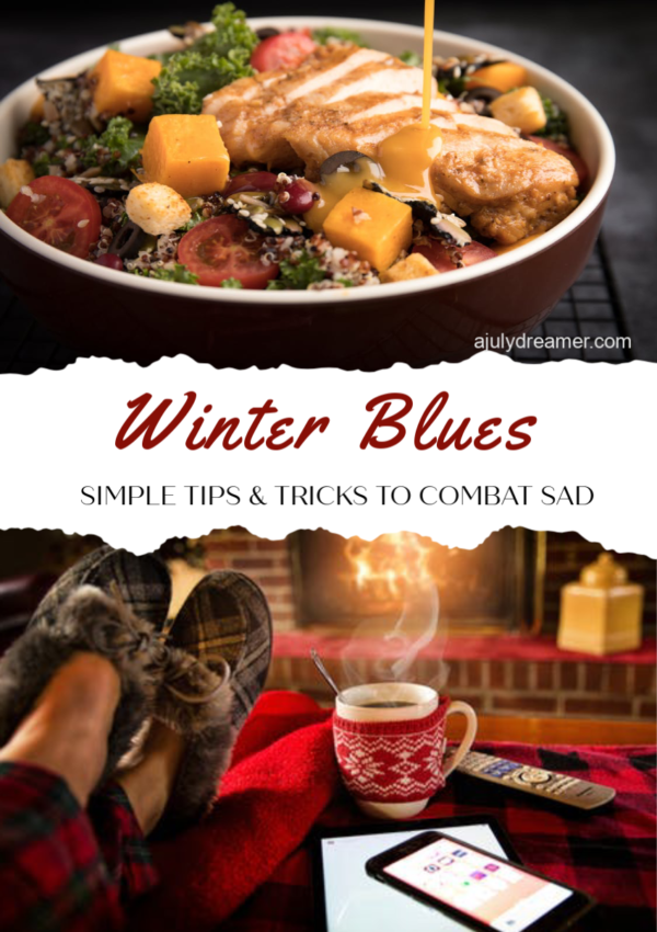 how to combat winter blues