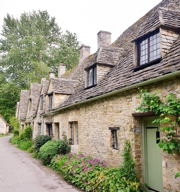 The Cotswold Village of Chipping Sodbury