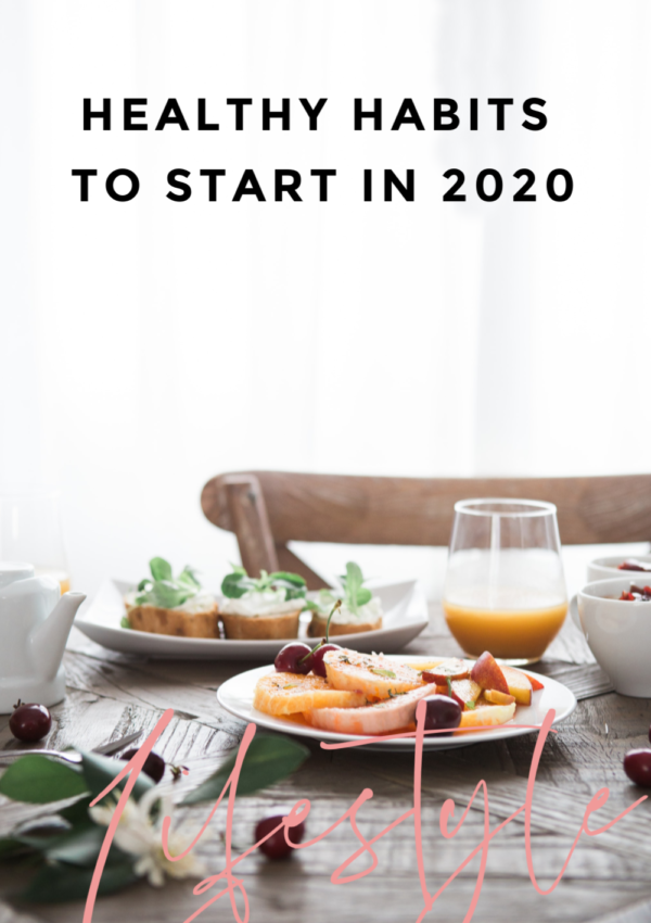 lifestyle changes to make in 2020