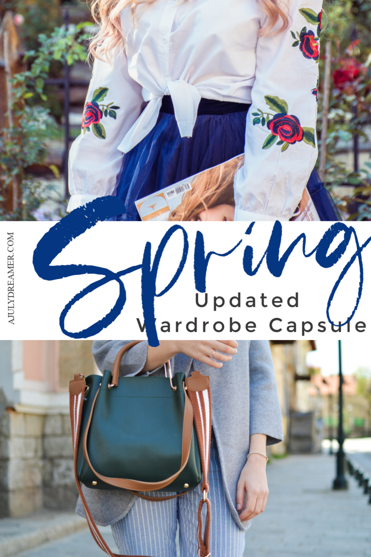 Update The Spring Wardrobe Capsule