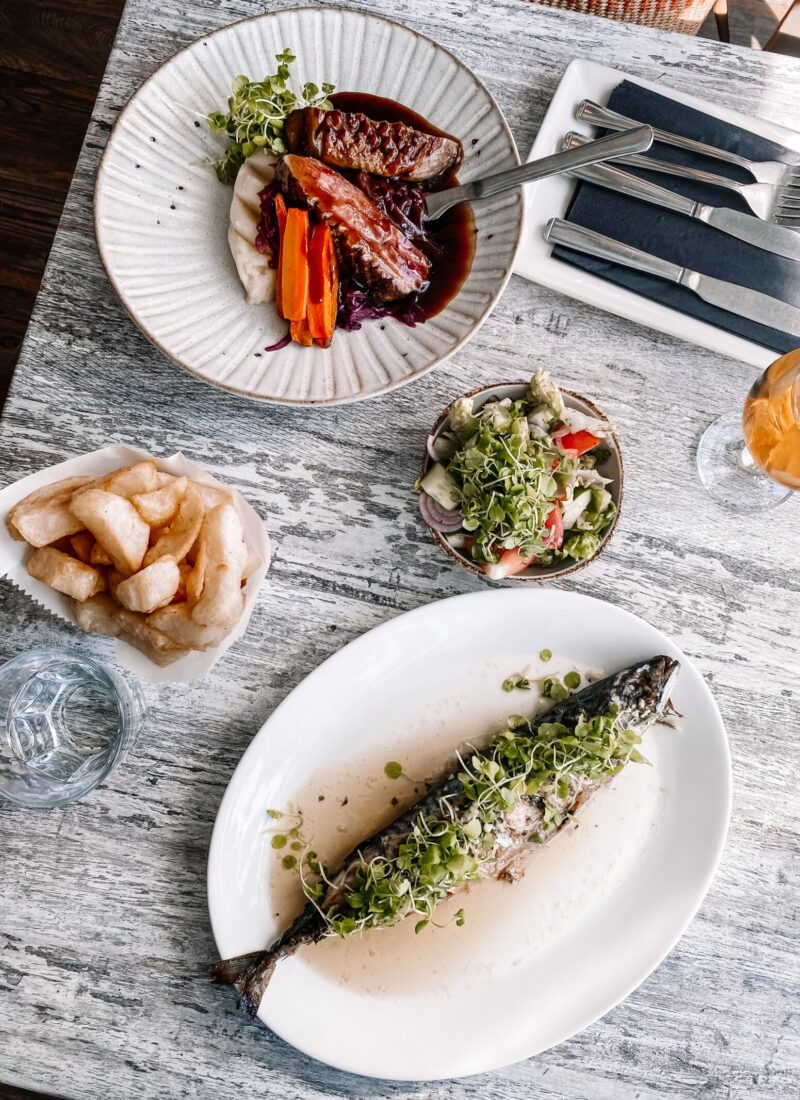 The Best Places to eat in Swansea Bay