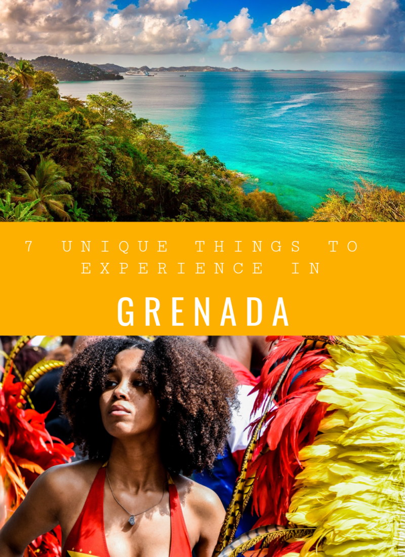 7 Unique Things to experience in Grenada
