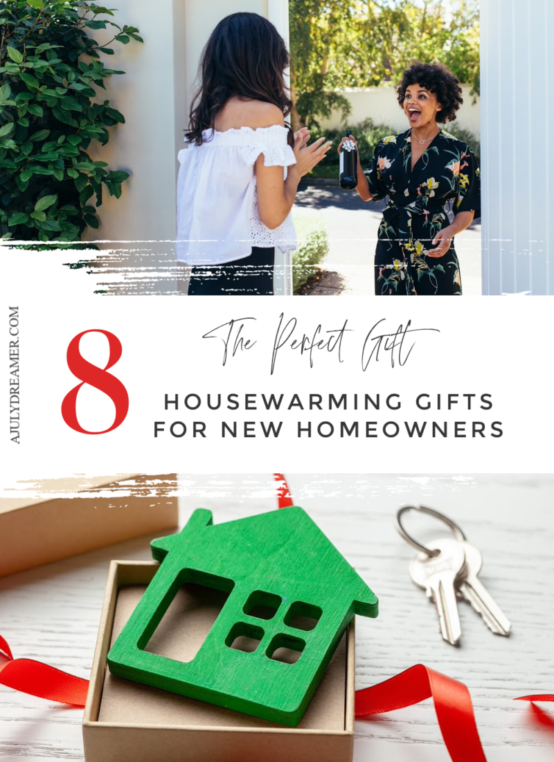 the perfect housewarming gifts