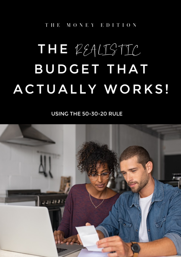 the realistic budget that actually works