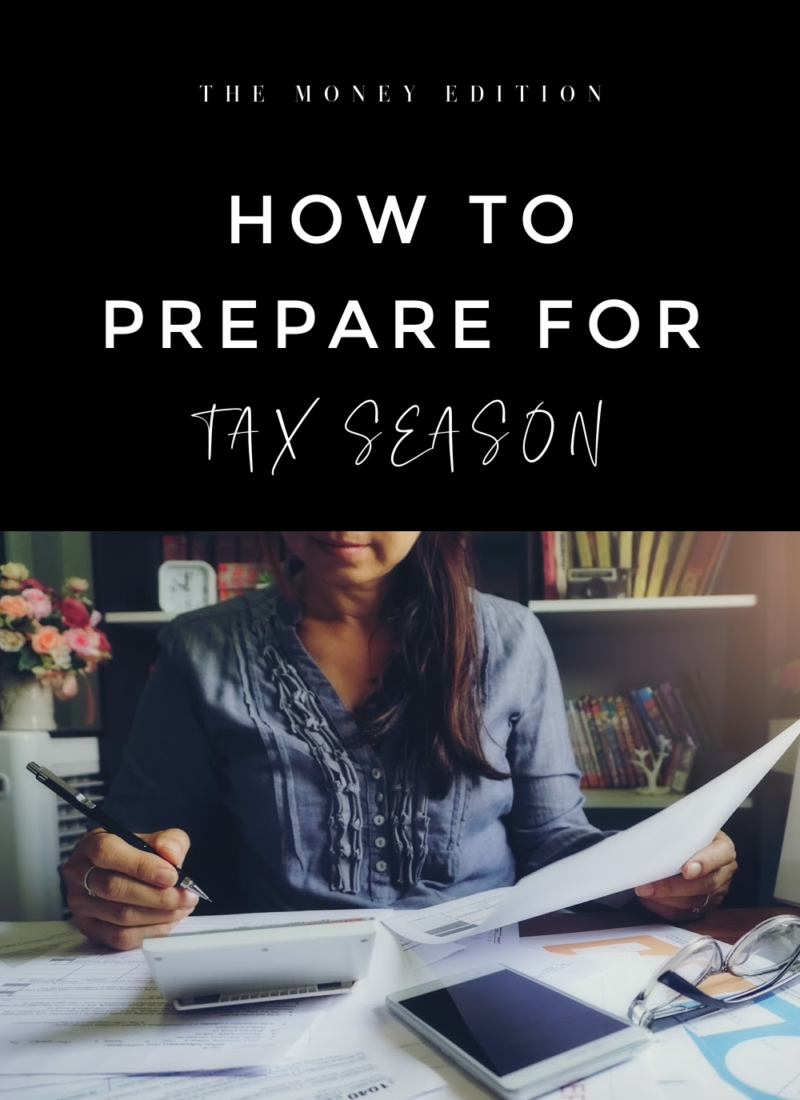 How to prepare for tax season in the UK