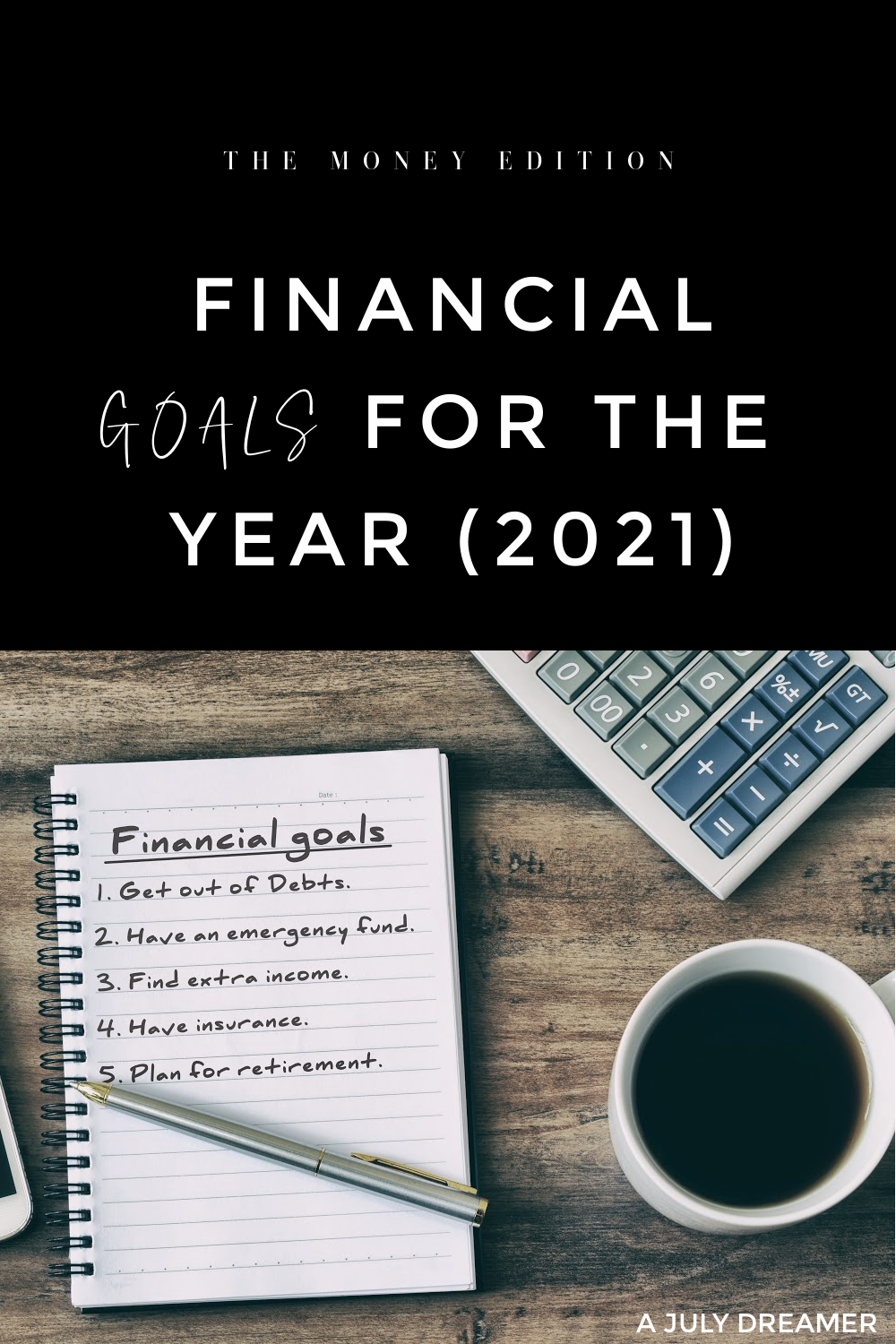 As we are now half way through the year, it makes sense to look over the financial goals for the year that I set at the beginning of the year. There are so many wonderful things I wish to accomplish this year and if 2020 has taught us anything its to live today like it's your last.